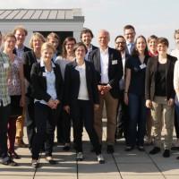 Gruppenfoto Praxis-Kolleg-Tag Juni 2015 - Universität zu Köln