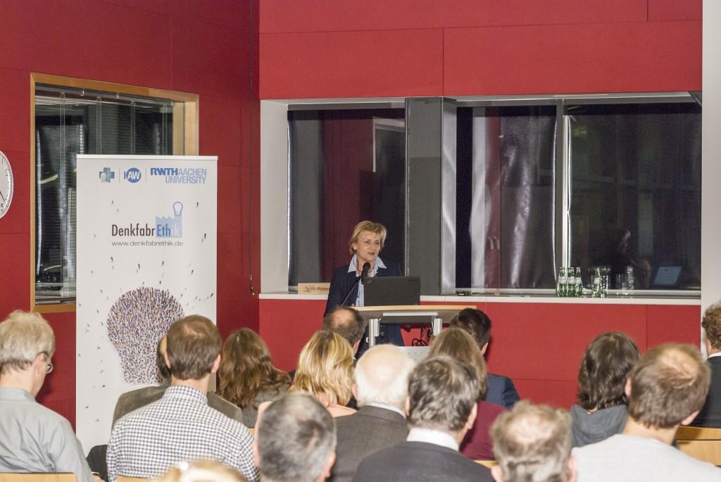 Grußwort des Schirmherren und Oberbürgermeisters der Stadt Aachen - vertreten durch die 1. Oberbürgermeisterin der Stadt Aachen Frau Dr. Margrethe Schmeer
